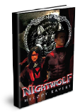Night Wolf book 1 by Melody Ravert
